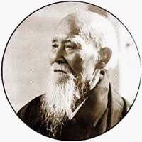 Ô SENSEI MORIHEI UESHIBA THE FOUNDER OF AIKIDO