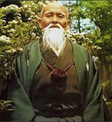 Les trois grand maître japonais d arts martiaux traditionnels le (budo)ô sensei morihei ueshiba,gichin funakoshi,jigoro kano.