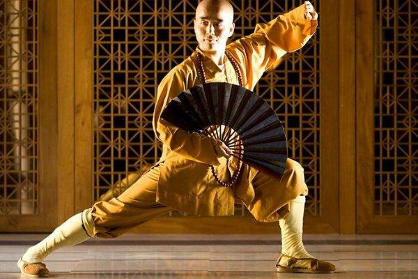 Le kung FU est l'art suprême des moine SHAOLIN