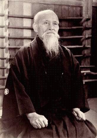 Ô sensei morihei ueshiba