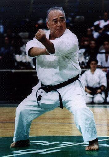 Sensei Taiji Kase - A Shotokan Master