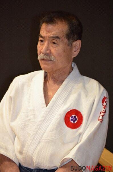 Tanaka Sensei JKA Training