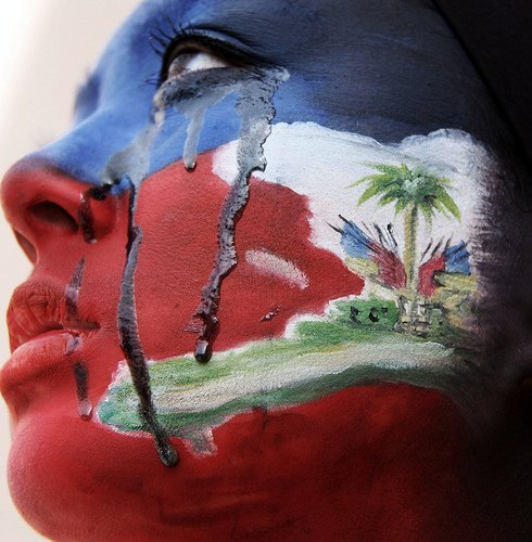 HAITIAN and PROUD of it ♥ :)