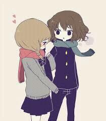 Shindou x Akane ! ( riccardo x Rosie )