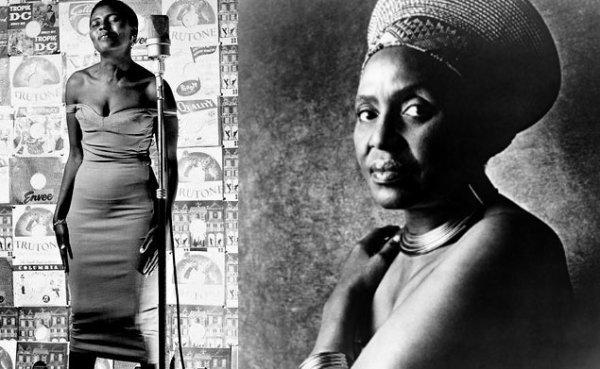 Miriam makeba - Xica da silva ( - afrique du sud - )