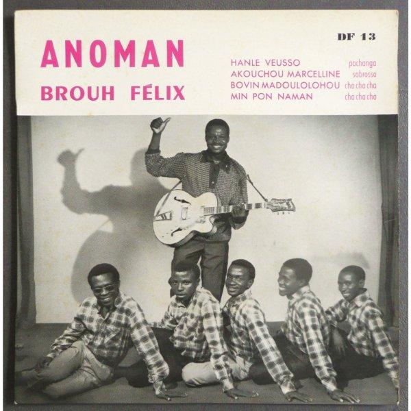 Anoman brouh felix - Super bimgnaho ( - cote d'ivoire - )