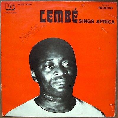 Charles lembe - Mabola ( - cameroun - )