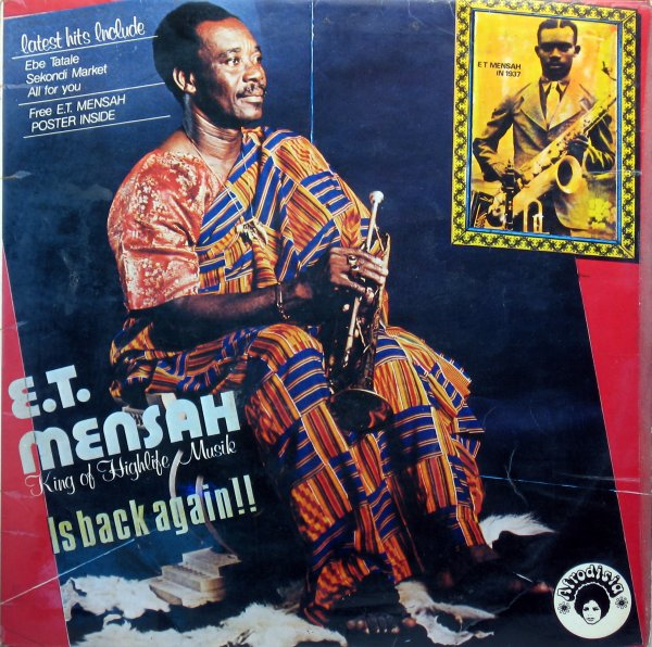 E.t mensah - ghana freedom ( - ghana - )