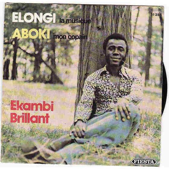 Ekambi brillant - Minya ma bobé ( - cameroun - )