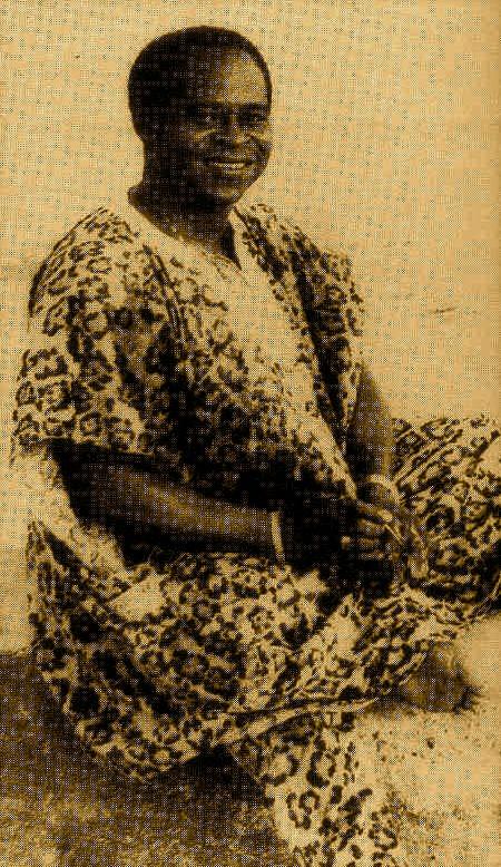 F. Kenya - Ewule Adoma Kuma ( - ghana - )