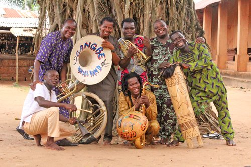 Gangbe brass band - Alissa ( - benin - )
