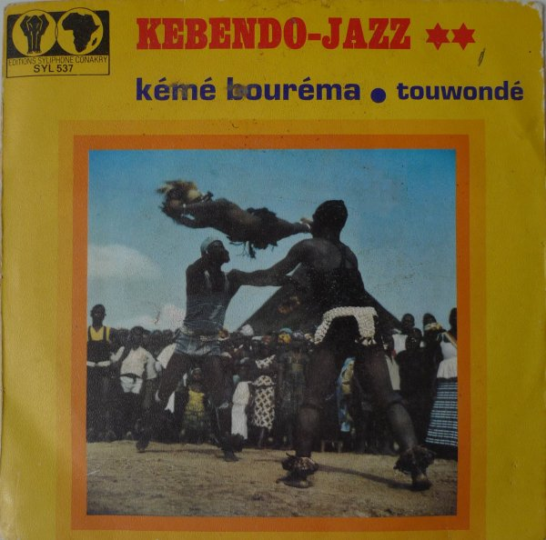 Kebendo jazz - Woulignewa ( - guinée - )