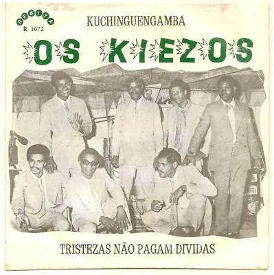 Os Kiezos - Comboio  ( - angola - )