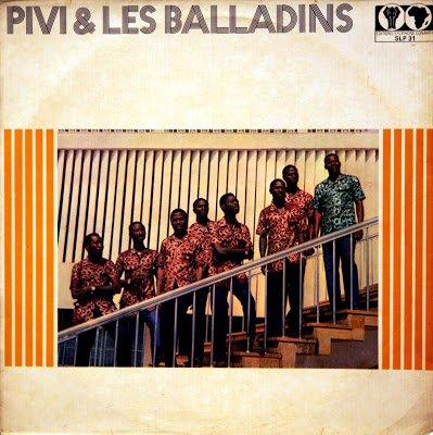 pivi et les balladins - yahadi gere ( - guinée - )