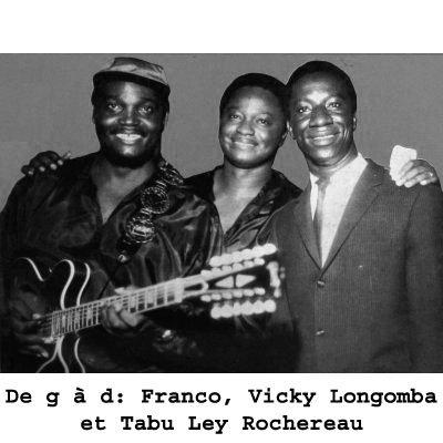 Vicky Longomba - Mokili Mobongwani ( - congo -