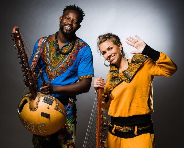 Sousou & Maher Cissoko: Jaliya Mouta ( - senegal - )