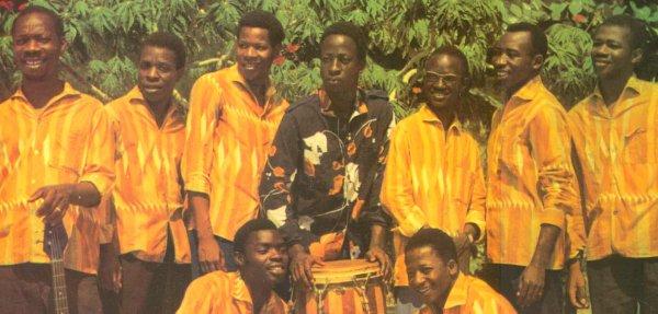 Balla Et Ses Balladins- Keme Bourema ( - guinée - )