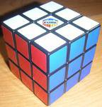 J'ai enfin terminé mon Rubik's Cube!