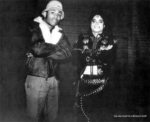 MJ & LL COOL J