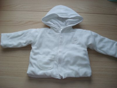 Un de mes petits manteaux pour l'hiver