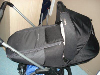 Ma nacelle pour sortir de la maternité