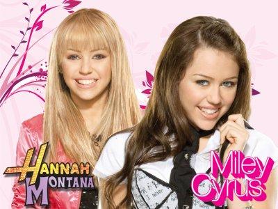 Hannah Montana Vs Miley Cyrus