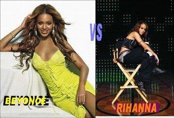 Beyoncé vs Rihanna