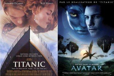 Titanic Vs Avatar