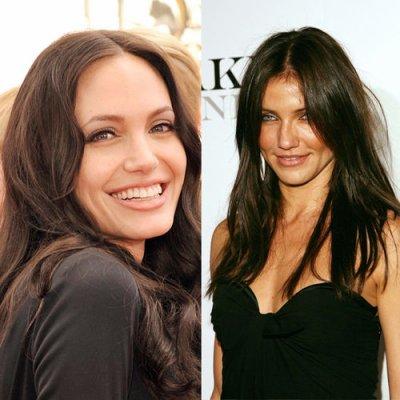 Angelina Jolie Vs Cameron Diaz