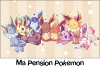 Ma pension Pokémon ♥