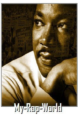M-R-W  I Have A Dream Today - Pasteur Martin Luther King Jr