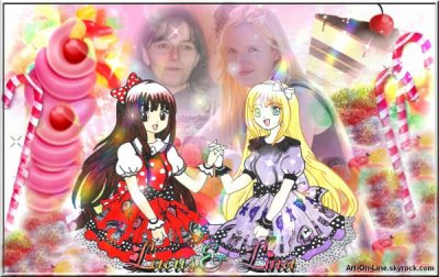 ♥ Lacus, Ma petite soeur de coeur, ma meilleure amie ♥