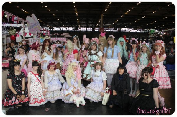 ♥ Tea Party, Meeting et rencontre Lolita ♥