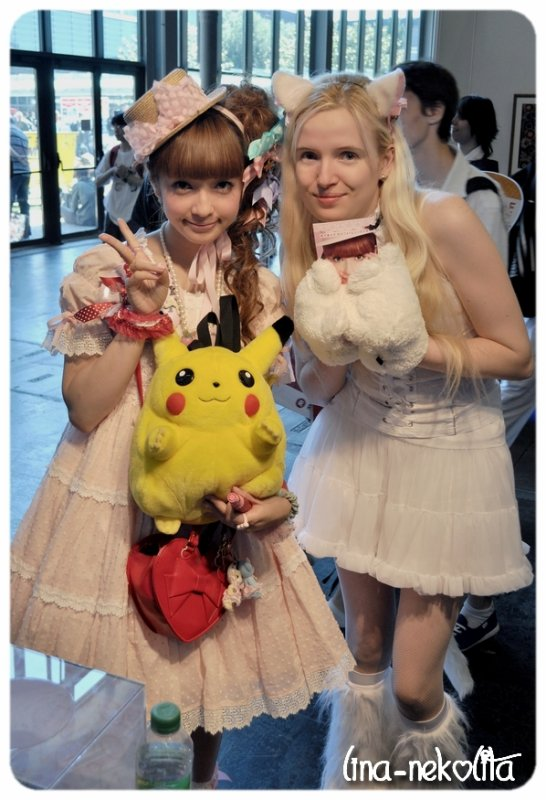 ♥ Tea Party, Meeting et rencontres Lolitas ♥