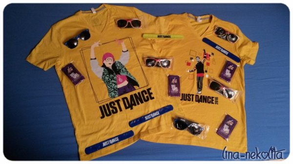 ♥ JUST DANCE : Une passion ♥