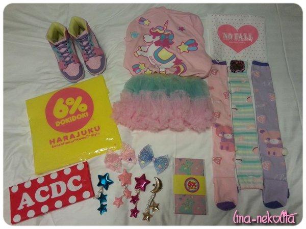 ♥ Mes achats au JAPON en 2014 et 2016 ♥ Article n° 05 / 05 ©