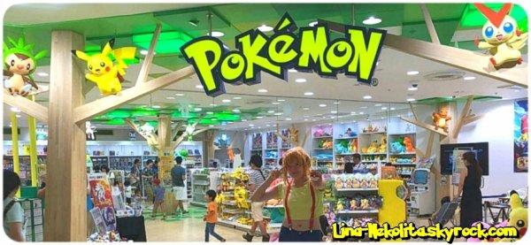 Cosplay de Ondine de Pokemon