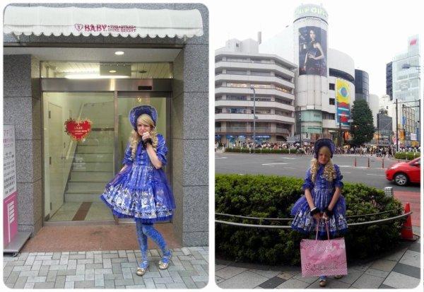 QUARTIER DE TOKYO