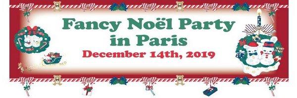 FANCY NOËL TEA PARTY - ANGELIC PRETTY PARIS 2019