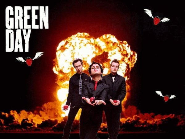 ♥♥ ♥♥ GreeN-Day ♥♥ ♥♥