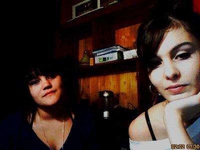 blandine et moi