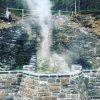 hot spring banf