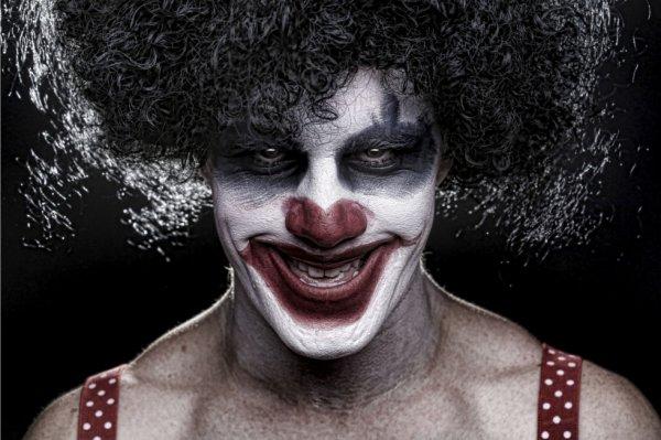 Un sourire diabolique !