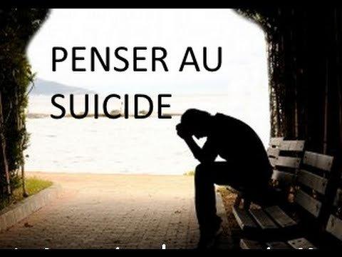 Ce n'est pas à la panse au suicide que tes soucis vont s'arranger !