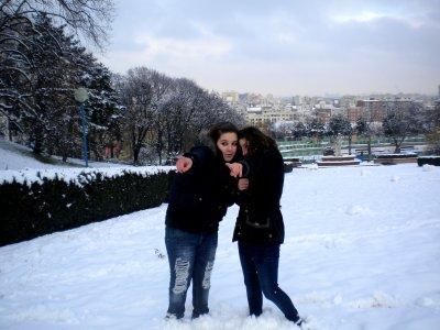 Mélanie et Claudia <3
