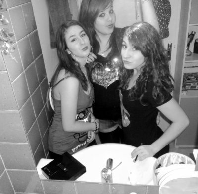 Laura <3 Mélanie <3 Claudia <3