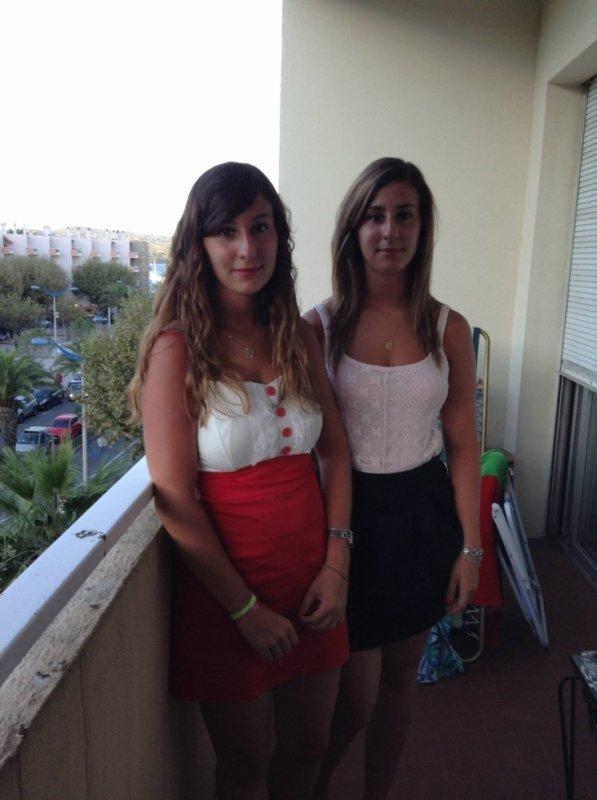 Claudia et Laura