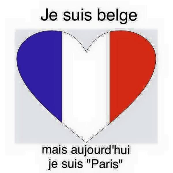 Hommage aux familles ... Je suis de tout coeur avec vous :(
