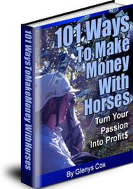Free EBook!!! 101 Ways to Make money with horses