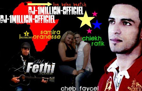 Fethi & Fayçal & Samira & Rafik – Live Palem Beatch